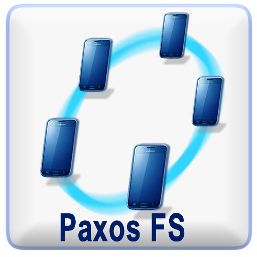 Paxosファイルシステム デモ 程式庫與試用程式 App LOGO-硬是要APP