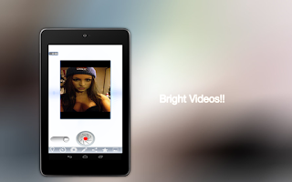 Screenshot of illuMEnate:Front Flash Selfies