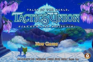 Screenshot of テイルズ オブ ザ ワールド タクティクス ユニオン