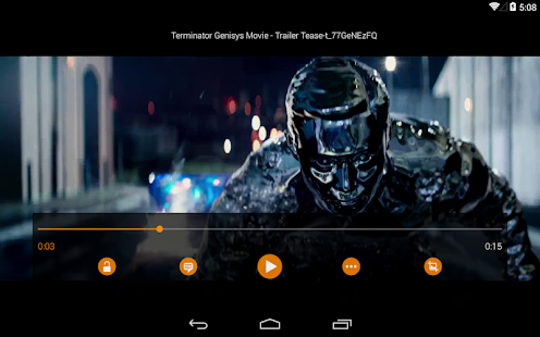 App VLC for Android APK for Kindle