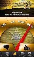 Screenshot of Megasztár