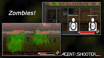Screenshot of AGENT:SHOOTER (AD-Supported)
