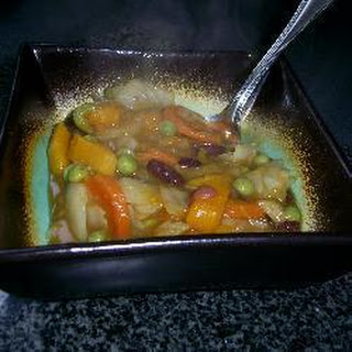 Healthy, Hearty Veggie Stew