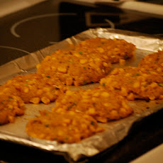 Emaw's Salmon Patty Project