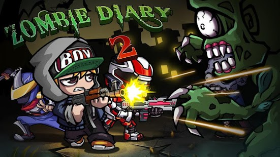 Zombie Diary 2: Evolution APK for Kindle Fire