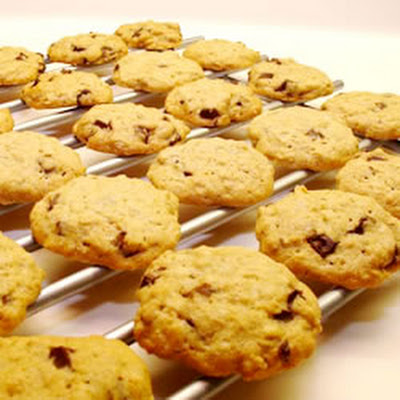 Meg's Chocolate Chip Oatmeal Cookies