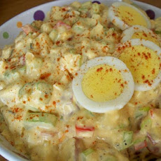 Low-Fat Potato Salad