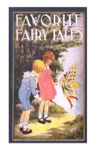 最喜歡的童話故事