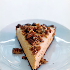 Chocolate Lovers' Butterscotch Chiffon Tart