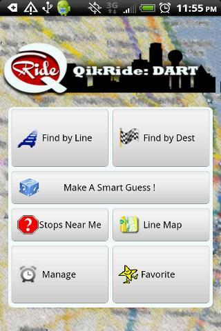 QikRide: DART Dallas
