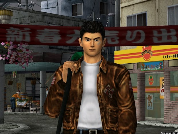 Sony exec name drops Yakuza and Shenmue