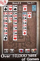Screenshot of Great Solitaire