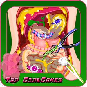 Stomach Doctor - Surgery Game