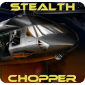 Stealth Chopper 3D icon