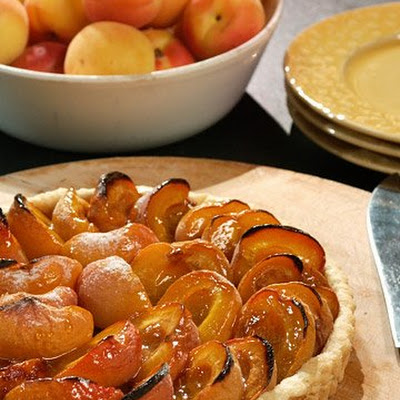 Frank and Jerome's Apricot Tart
