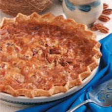 Pecan Coconut Pie