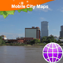 Little Rock Street Map icon