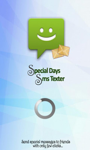 Special Days SMS Texter