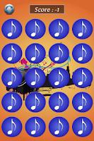 Screenshot of Music Match