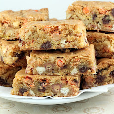 Loaded Congo Cookie Bars