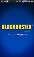 Screenshot of Blockbuster for Samsung
