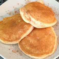 Fluffy Egg-Free or Eggless Pancakes