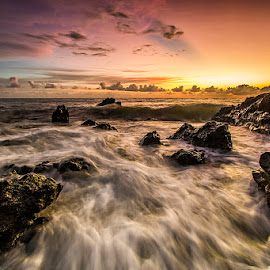 sunrise by Tomy Wisnawa - Landscapes Sunsets & Sunrises