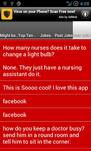 Nursing Jokes
