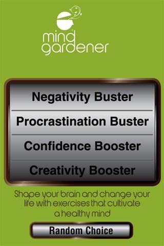 Mind Gardener