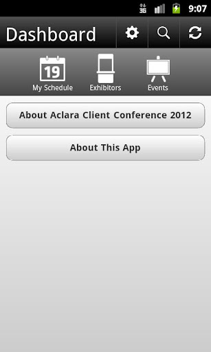 Aclara Client Conference 2012