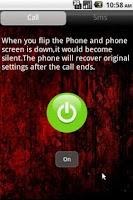 Screenshot of flipNsilent