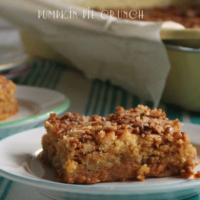 Pumpkin Pie Crunch