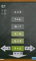 Screenshot of Action Math