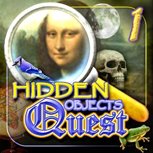 Cover art Hidden Objects Quest 1