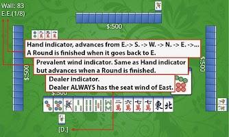 Screenshot of Mahjong and Friends Free