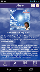 Radiance With Ragas Vol 1 - screenshot