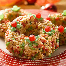 KELLOGG'S* RICE KRISPIES* Wreaths