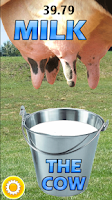 Screenshot of Farm Milk The Cow