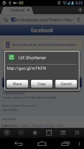 Boat URL Shortener Add-on