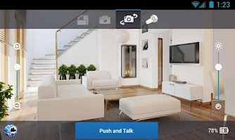Screenshot of WiFi Home Surveillance IP Cam