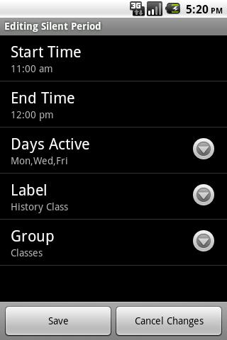 【免費生產應用App】Silence O'Clock-APP點子