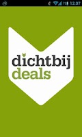 Screenshot of dichtbijdeals