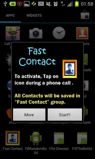 Fast Contact