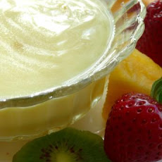 Luscious Lemon Curd and Yogurt Fool