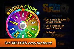 Screenshot of Super Fast Poker