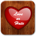 Love or Hate icon