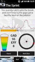 Screenshot of Turbo Tour Cycling Trainer