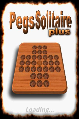 Pegs Solitaire Plus