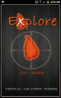 Screenshot of Explore Sri Lanka