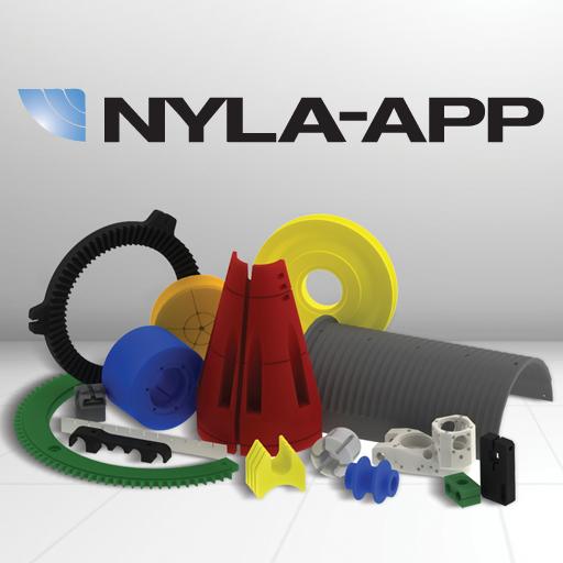 Nyla-App LOGO-APP點子